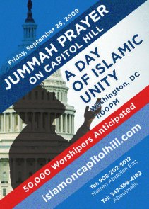 Islamic Unity on Capitol Hill